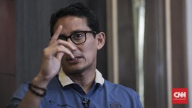 Situs Skandal Sandiaga Uno Bakal Ditutup Besok