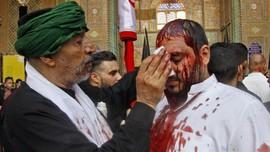 FOTO: Mengenang Syahid Cucu Nabi Muhammad Kala Asyura