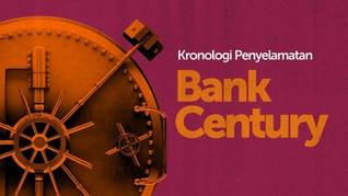 Detik-detik Penyelamatan Bank Century