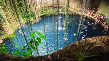 6 Destinasi Berenang di Alam Liar Paling Menantang