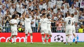 Hasil Lengkap Liga Champions Kamis Dini Hari WIB