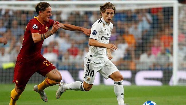 Luka Modric Lelah Fisik dan Mental Usai Piala Dunia 2018
