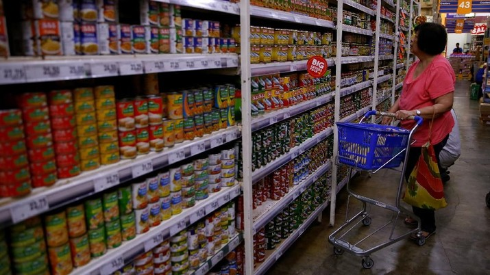 Penggemar Minuman Soda Turun, Industri Mamin Hanya Tumbuh 9%
