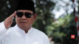 Prabowo Sebut Radikalisme Muncul karena Tiada Lapangan Kerja