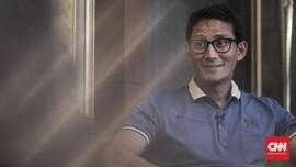 Sandi Hormati Keputusan Yenny Wahid Dukung Jokowi-Ma'ruf