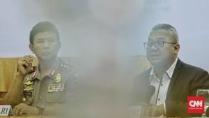 Jokowi-Ma'ruf dan Prabowo-Sandi Resmi Jadi Capres-Cawapres
