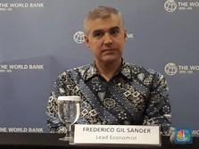 Ekonomi Loyo! Bank Dunia Revisi Lagi PDB RI Tumbuh 5% di 2019