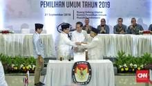 KPU Resmi Buka Deklarasi Kampanye Damai Pemilu 2019