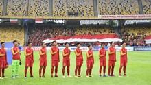 Babak I: Timnas Indonesia U-16 Tertinggal 0-1 dari Vietnam