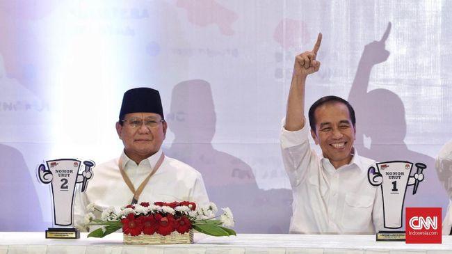 Jokowi Kampanye di Papua Barat, Prabowo di 'Kandang Banteng'