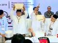 VIDEO: Pesan Damai Jokowi dan Prabowo Usai Dapat Nomor Urut