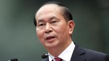 Presiden Vietnam Tran Dai Quang Meninggal