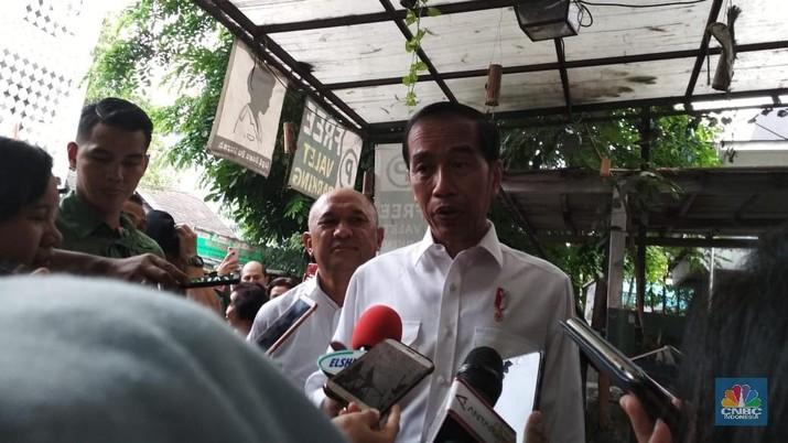 Tegas! Jokowi: Tak Ada Kenaikan BBM Lagi Tahun Ini