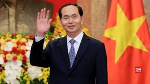 VIDEO: Presiden Vietnam Tutup Usia