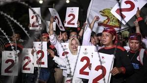 Ketum PSI Hingga Teten Disoraki Ganti Presiden di Posko Cokro
