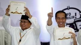 Jokowi-Ma'ruf Nomor 1, Gerindra Sebut Cukup Satu Periode