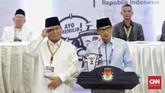 Nomor urut dua yang diperoleh pasangan Prabowo-Sandi dinilai bisa menghentikan kampanye salam dua periode yang dipakai kubu Jokowi-Ma'ruf.
