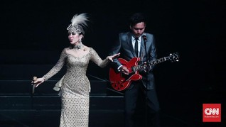 Nikahi Reino, Syahrini Isyaratkan Lagu Baru Berjudul 'Restu'