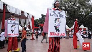 Lagu 'Meraih Kemenangan' Via Vallen untuk Jokowi