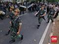 Aparat Bersenjata Kawal Deklarasi Kampanye Damai Pemilu 2019