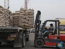 SMBR Buat Produk Semen untuk Bendungan dan Tanah Rawa
