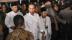 TKN: Jokowi-Maruf Akan Jaga Kehormatan Prabowo-Sandi di Debat