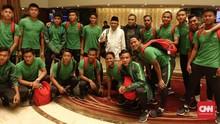 Timnas Indonesia U-16 Tunaikan Salat Jumat Jelang Lawan Iran