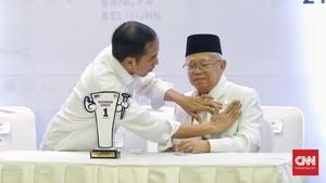 Debat Capres, TKN Klaim Jokowi-Ma'ruf Tak Punya Beban HAM