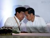 Adu Gimik Jokowi dan Prabowo Jelang Debat Capres Perdana 2019