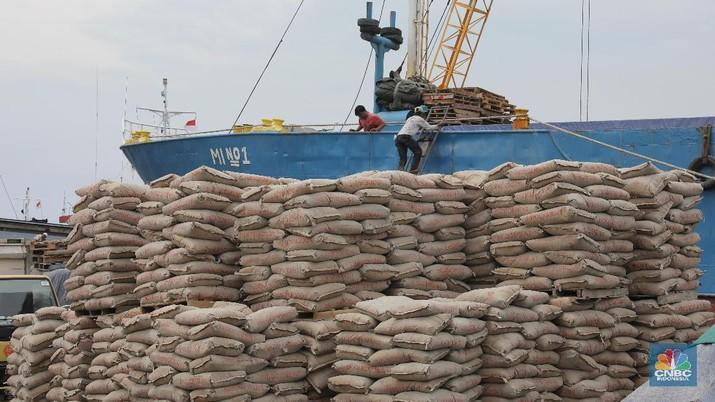 Sah! Semen Indonesia Akuisisi Holcim Senilai Rp 25,78 T