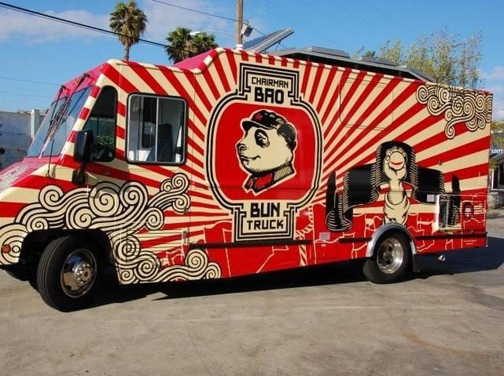 12 Food Truck Menarik Ini Punya Sajian Enak yang Wajib Dicicipi