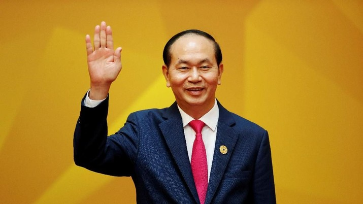 Jokowi Ucapkan Belasungkawa atas Wafatnya Presiden Vietnam