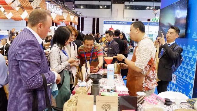 7 Kota Unggulan MICE 'Dijual' di Pameran Wisata Thailand