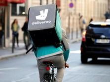 Uber Akan Beli Startup Pengiriman Makanan Deliveroo?