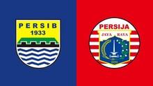 LIVE: Persib vs Persija di Liga 1 2018