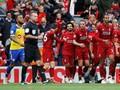 Tekuk Southampton, Liverpool ke Puncak Klasemen Liga Inggris