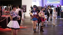 FOTO: Gejolak Gim Jadul di Tokyo Game Show