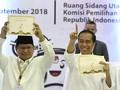 Survei Indikator: Keunggulan Jokowi-Ma'ruf Belum Aman