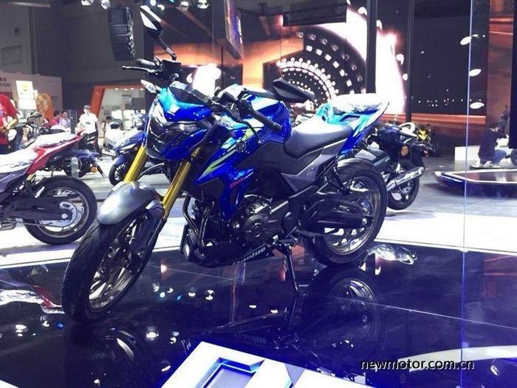 DR300, Motor Petarung Jalanan Anyar dari Suzuki