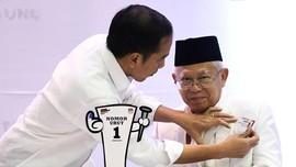 Timses Jokowi Sibuk Bimbing Ma'ruf Amin Hadapi Debat Pilpres