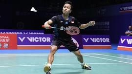 Lolos ke Final China Terbuka, Anthony Ginting Belum Puas