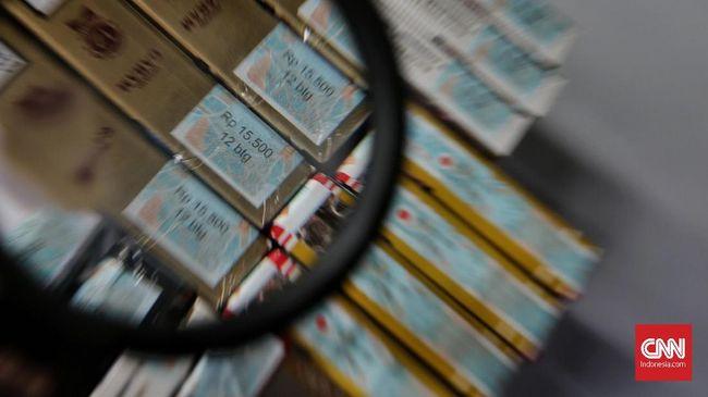 Daftar Kenaikan Harga Rokok di Minimarket dan Kaki Lima 2020