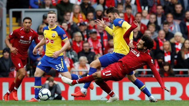 Prediksi Southampton vs Liverpool: The Reds Wajib ke Puncak