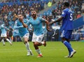 Manchester City Pesta Lima Gol di Markas Cardiff