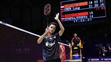 Tunggal Putra Intip Kans Juara di Indonesia Terbuka 2019