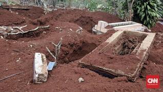 Warga Bekuk Pelaku Perusakan Makam di Magelang