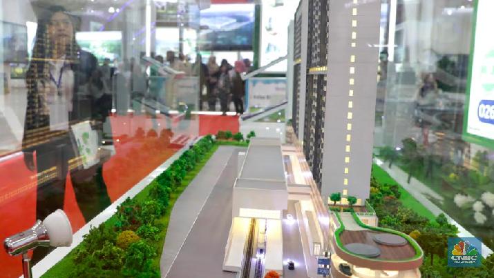PT Bank Tabungan Negara Tbk (BBTN) menargetkan bisa memperoleh penjualan sebesar Rp 5 triliun dalam perhelatan Indonesia Property Expo