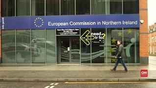 VIDEO: Brexit Masih Terkendala Irlandia
