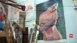 VIDEO: Lukisan Hasil Kecerdasan Buatan Ditentang Seniman