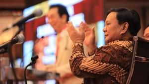 Didukung 300 Eks Jenderal, Prabowo Sebut Pertempuran Terakhir